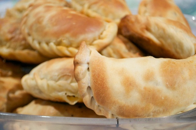Baked Empanadas, Photo by joeybinx77, Flickr commons