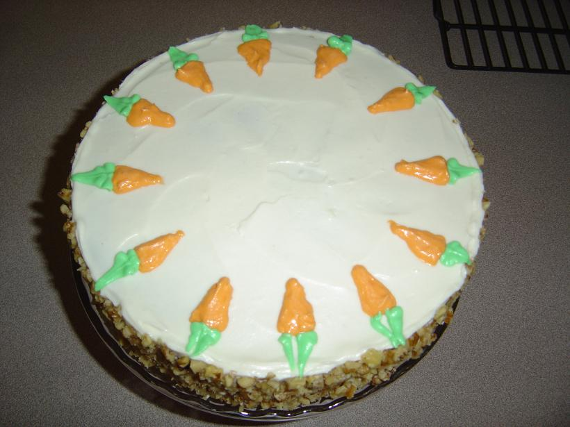 Carrot Cake, Photo by shellorz, Flickr commons