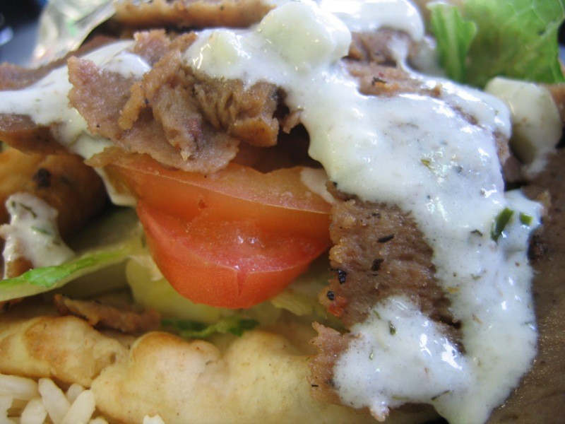 Gyros, Photo by Mai, Flickr commons