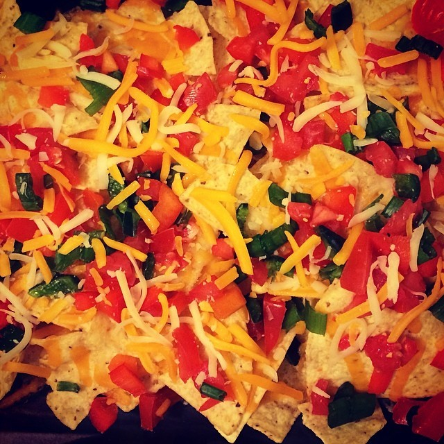 Homemade Nachos, photo by weria, Flickr commons